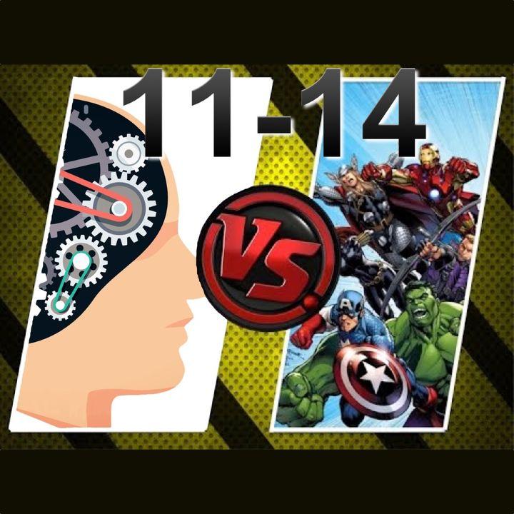 SPECIALE19- Survival Hacking - Davide contro Marvel 11-14