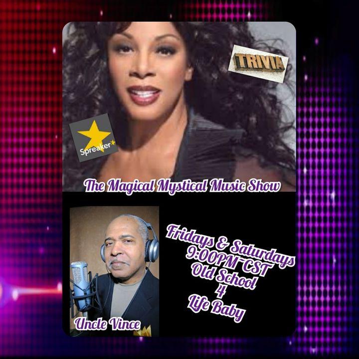The Magical Mystical Music Show 4-9-2021