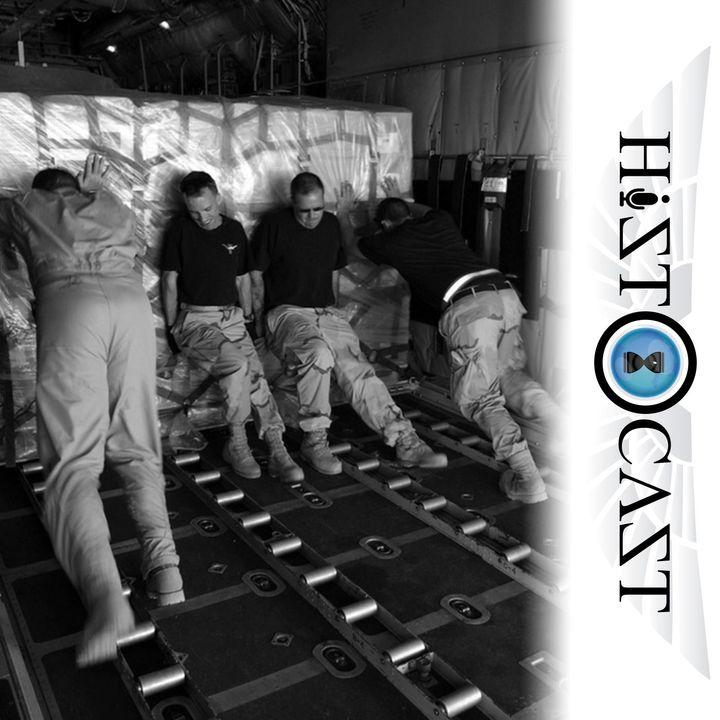 HistoCast 233 - Cagadas logísticas