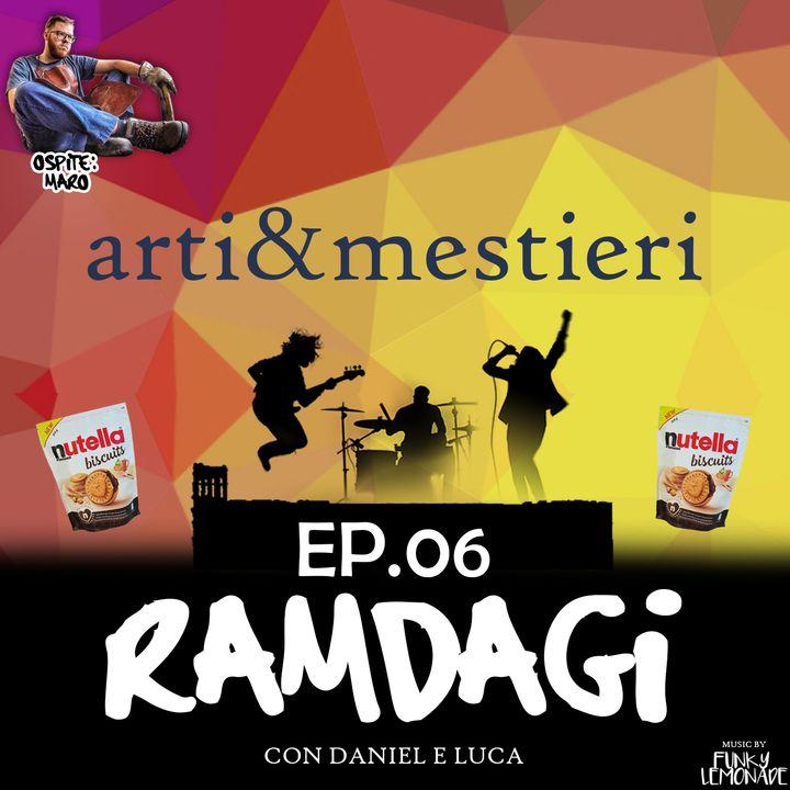 """I RAMDAGI - """"Arti & Mestieri"""""""