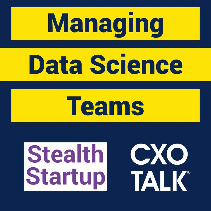 Managing Teams for Data Science, Analytics, and AI
