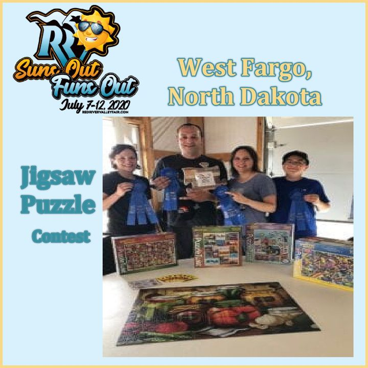 Countyfairgrounds presents Red River Valley Fair ND Puzzle Contest