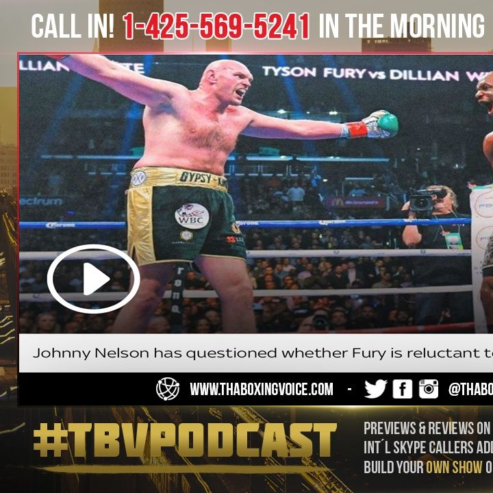 ☎️Tyson Fury vs Dillian Whyte🔥Whyte Really Being🦆 DUCKED❓ or Just BAD 🍀LUCK❓