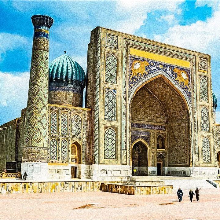 History of Uzbekistan