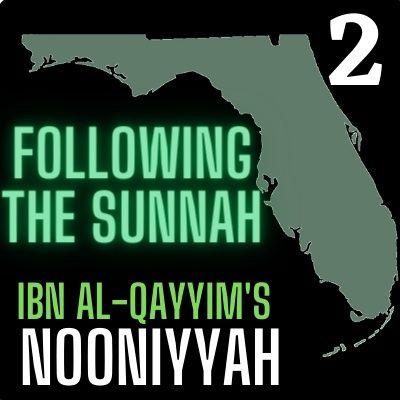 "Class #2: ""Following the Sunnah"" pt 2- Moosaa Richardson"