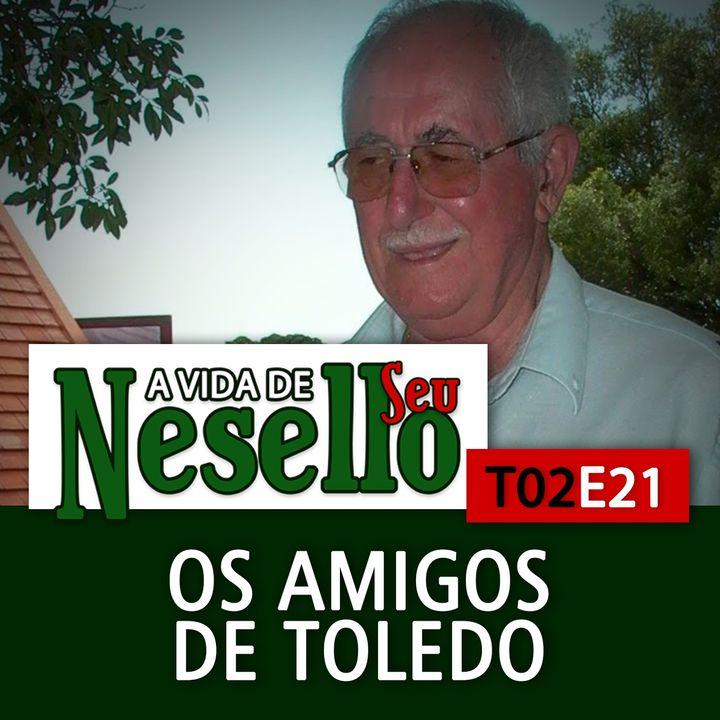 T02E21 - Os amigos de Toledo e os Prêmios
