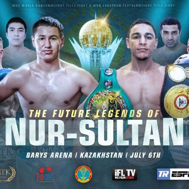 Preview Of The Big MTK Global Card Headlined By Nordine Oubaali - Arthur Villanueva For The WBC Bantamweight Title Live On IFLTV And ESPN+