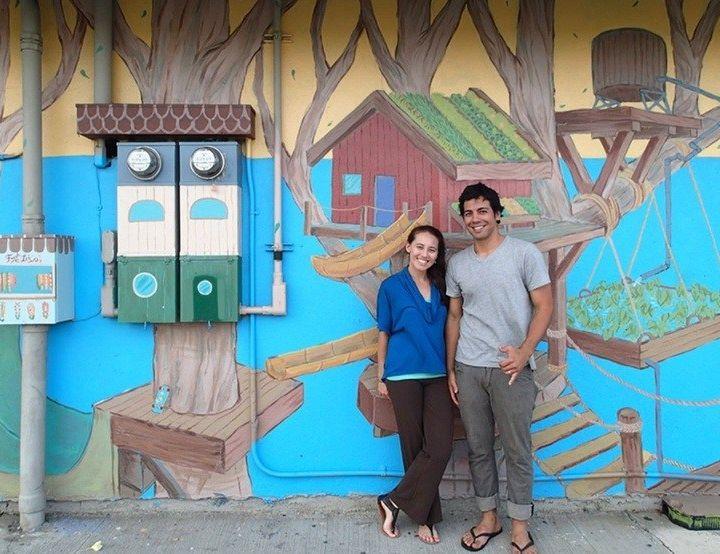Artist Spotlight with Matt and Roxanne Ortiz