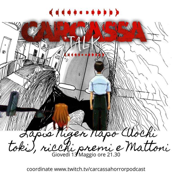 Carcassa Talk  - Napo (Uochi Toki) Evangelion e Mattoni forati