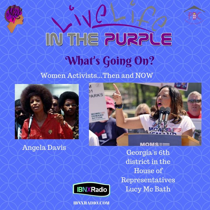 What's Going On 11-13-18 A Segment on Live Life In The Purple