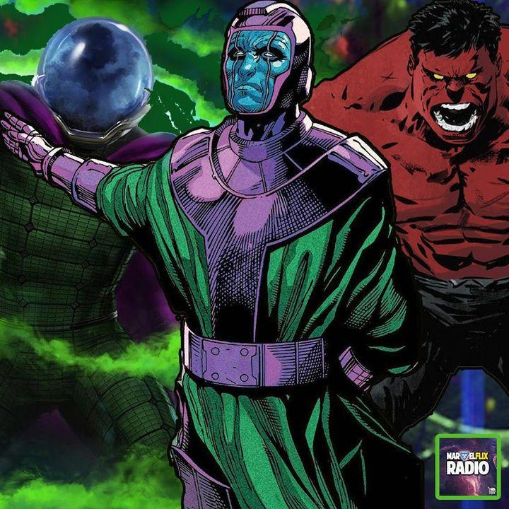 Marvelflix T2-P09 - Caras nuevas en el MCU: Kang, Red Hulk e Isaiah Bradley