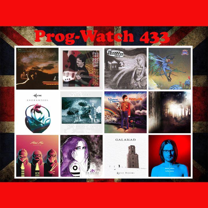 Prog-Watch 433 - Variety
