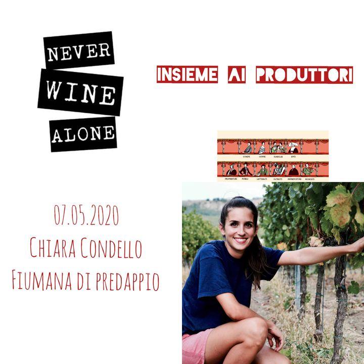 Insieme ai Produttori - Chiara Condello_Fiumana di Predappio (FC)