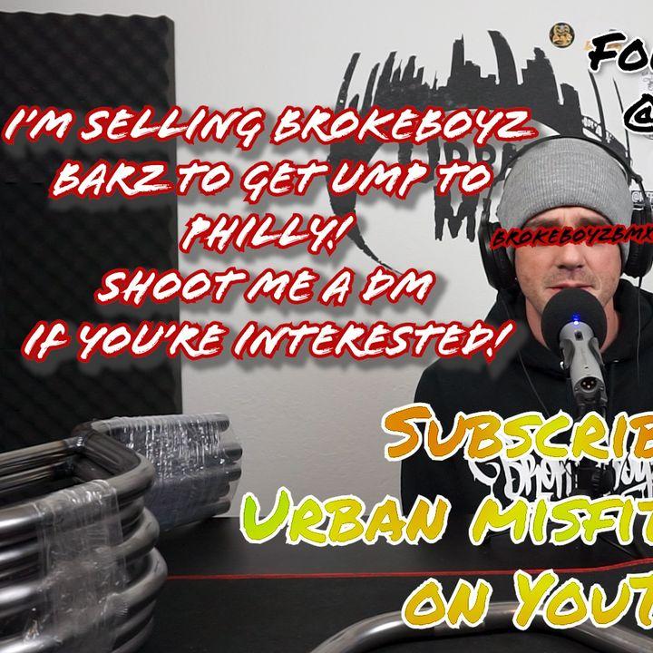 UMP Bikelife Ep. | #022 | Slim is selling BrokeBoyzBmx Barz to get UMP to Philly!