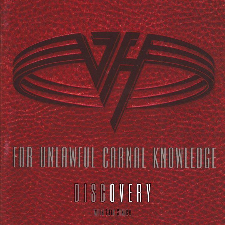 Episode 13 [Censored]   Van Halen's 'For Unlawful Carnal Knowledge'