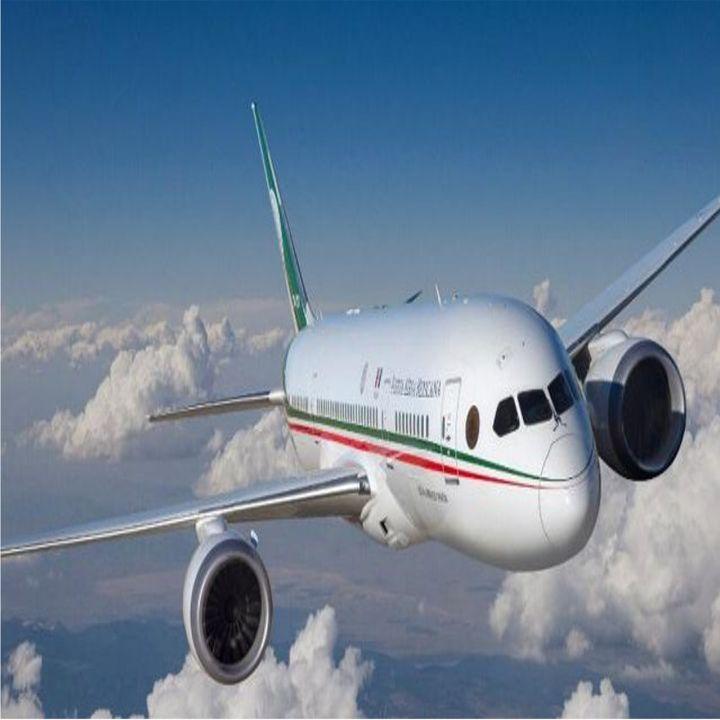 AMLO podría rifar el avión presidencial