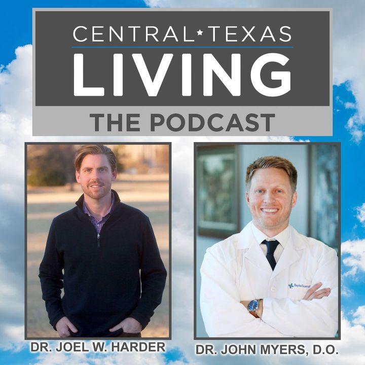 Dr. John Meyers and Dr. Joel Harder