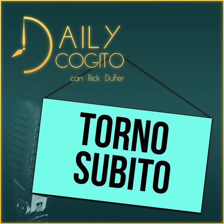 Daily Cogito si prende una pausa (ma si fa perdonare con tante belle cose)