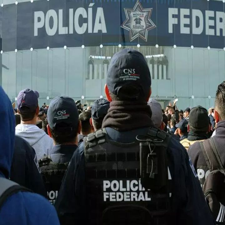 Policías federales se amparan