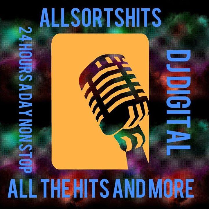 DJ Digital Sunday Show on Have a Blast Radio - 18/4/21