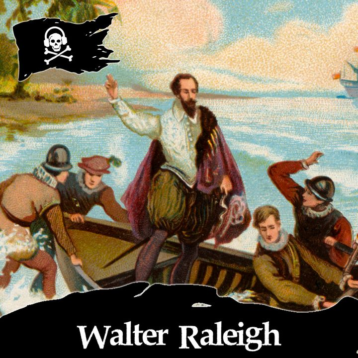 32 - Walter Raleigh