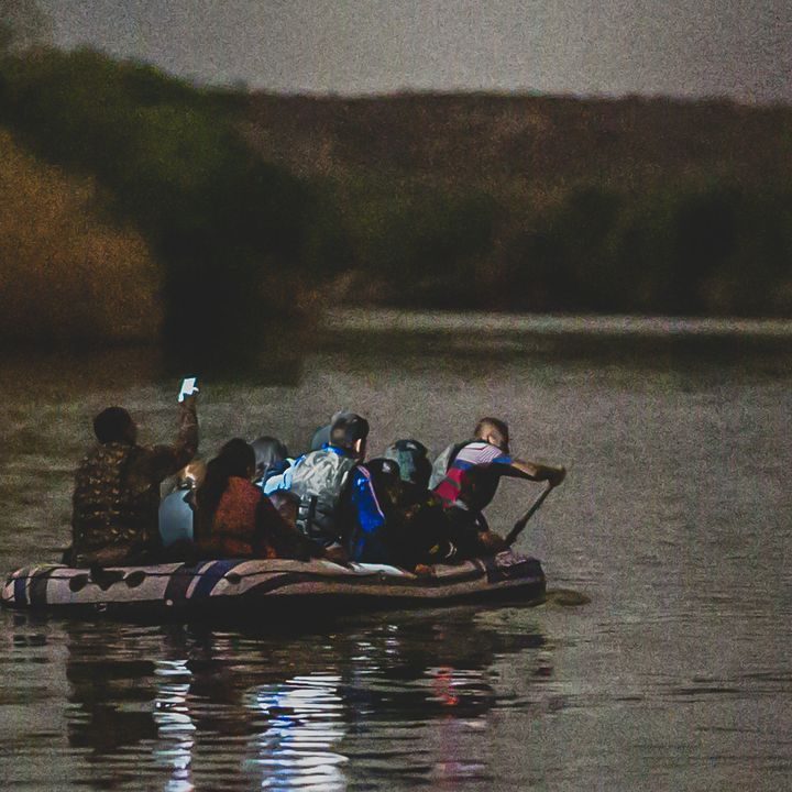 Episode 21- Finding Purpose- Covering the Border Crisis as a Photojournalist and Human Being