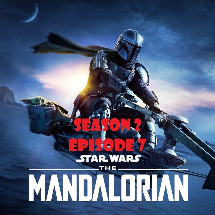 The Mandalorian S2 E7