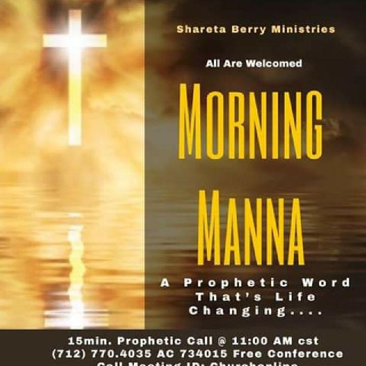Morning Manna - With Apostle Shareta Berry