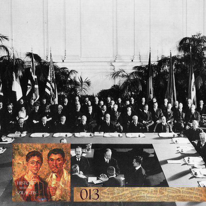 HwtS: 013: The Washington and London Naval Treaties