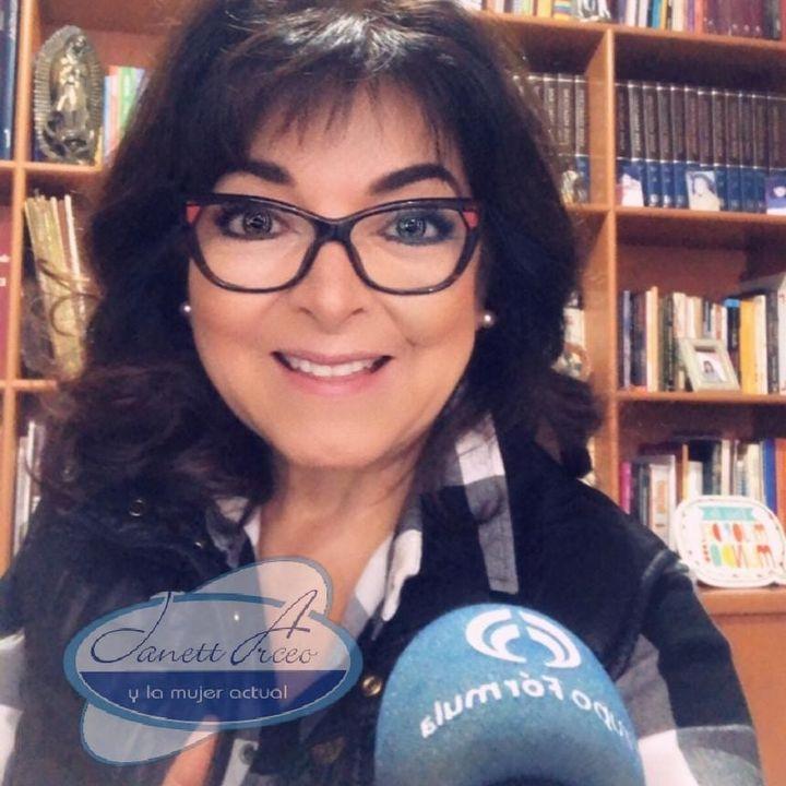 """Escucha a la Dra. Rosa Argentina Rivas Lacayo con el tema: """"El impacto de la voluntad""""."""