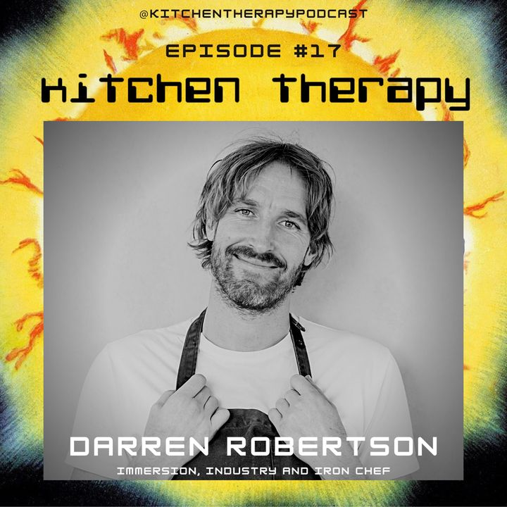Kitchen Therapy: The Darren Robertson Files