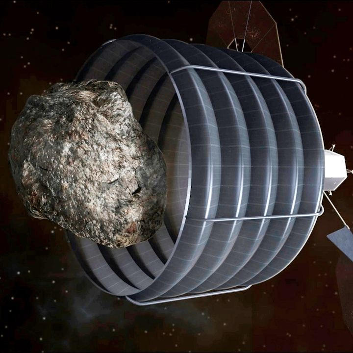 98E-110-Asteroids Accessible By Human Space Flights