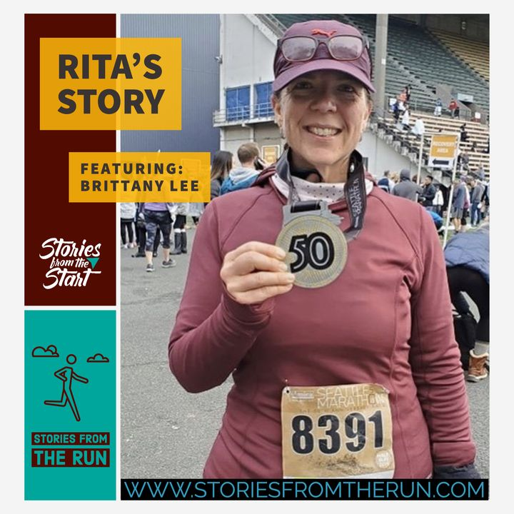 Stories from the Start   Rita, 49, Canada