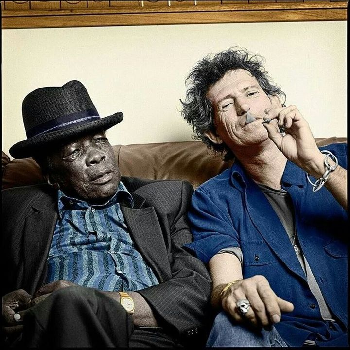 Rockawhile: into the roots & soul of Keith Richards