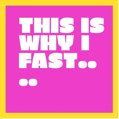 Episode 76 - This is Why I fast.....