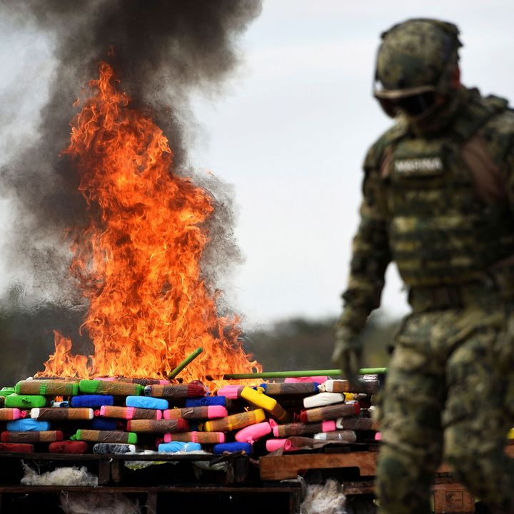 Mexico's Drugs Gangs with Stuart Ramsay