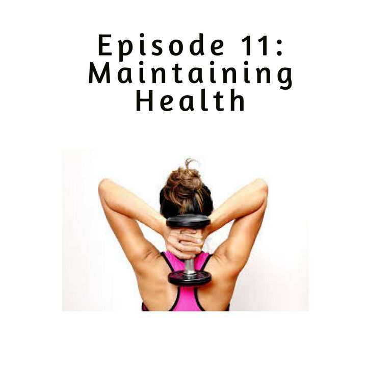 Ep 11:  Maintaining Health as Hypergrowth Leader