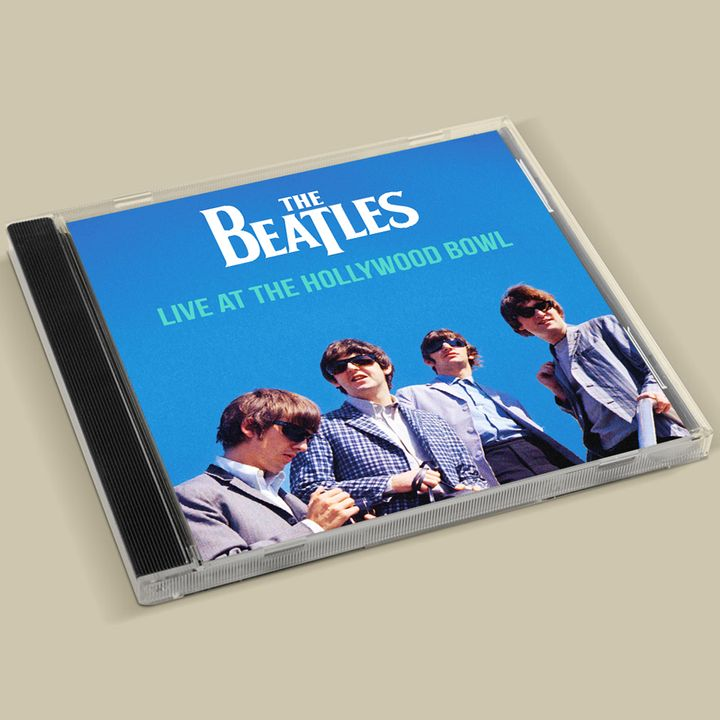 S1 E14. [IL DISCO] The Beatles - Live At Hollywood Bowl
