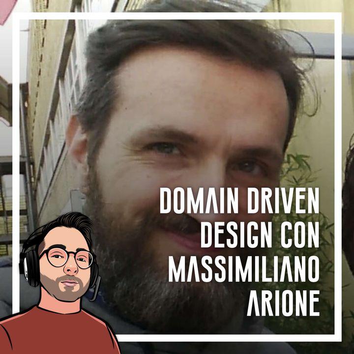 Ep.28 - Sviluppo e design Domain Driven con Massimiliano Arione