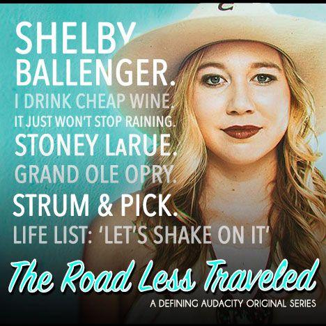 Shelby Ballenger: 'Let's shake on it'