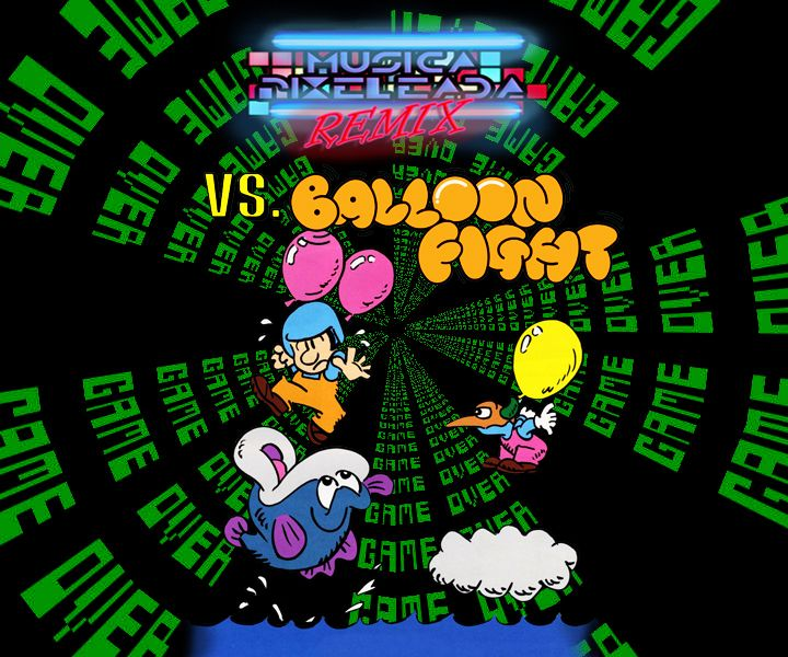 Vs. Balloon Fight (Arcade)