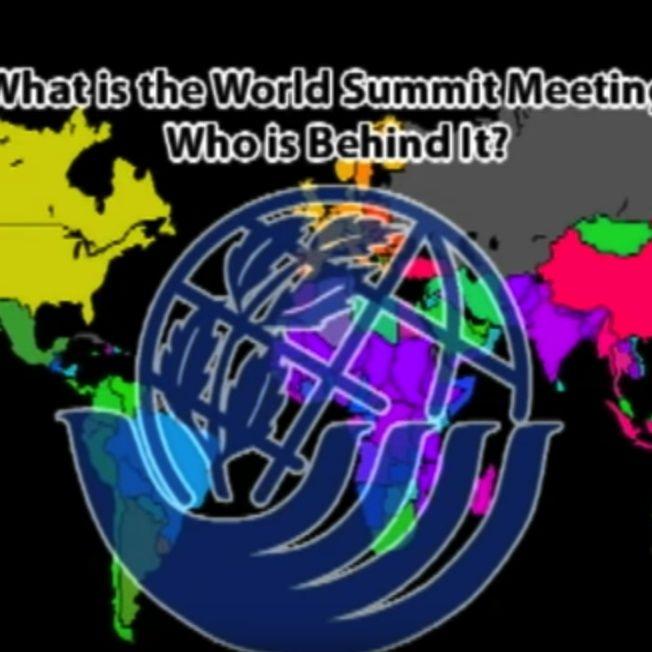 George Hunt - UNCED Earth Summit (1992) - Agenda 21