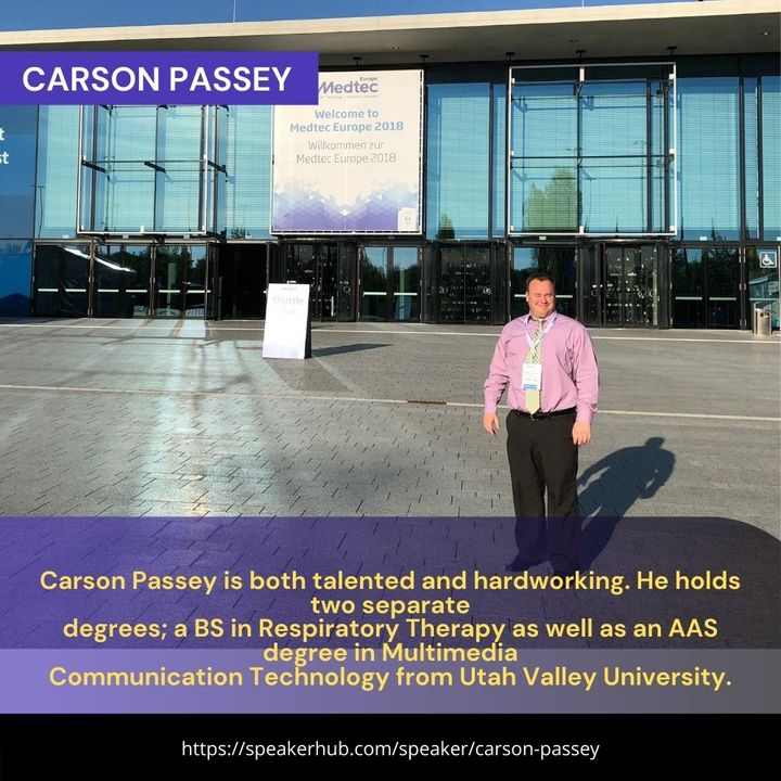 Carson Passey - Construction Licenses Holder