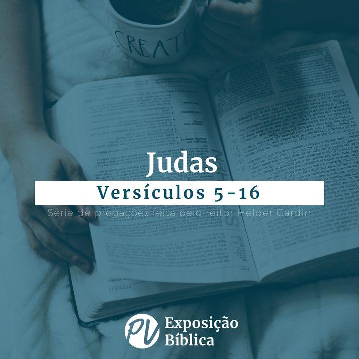 Judas - Versículos 5-16 - Hélder Cardin
