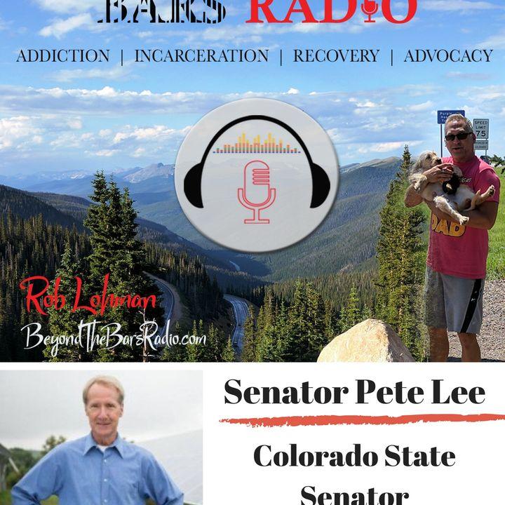 Colorado Prison Reform with Senator Pete Lee