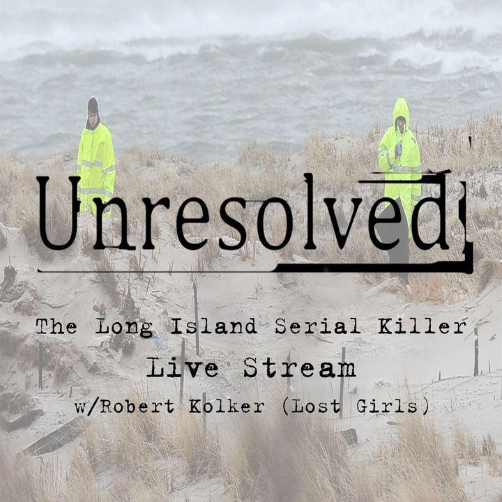 The Long Island Serial Killer (Live-Stream)