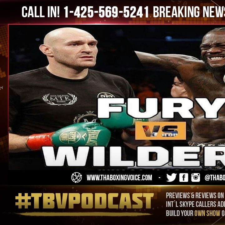 ☎️Tyson Fury vs Deontay Wilder III🔥@ Allegiant Stadium in Vegas, Set up For 35,000 to 40,000 Fans😱