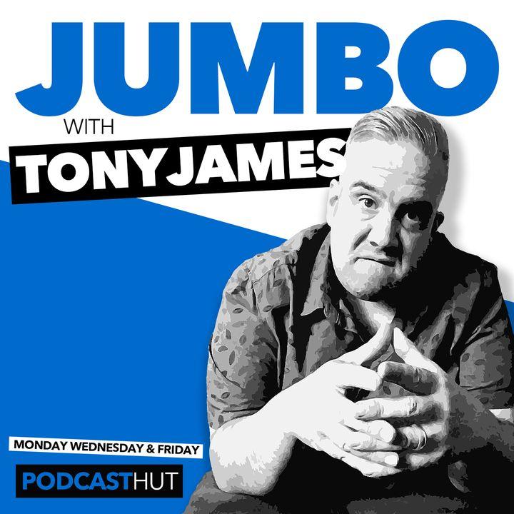 Jumbo Episode 68 - 04.02.20 - Magician & Mind Reader Robert Bone