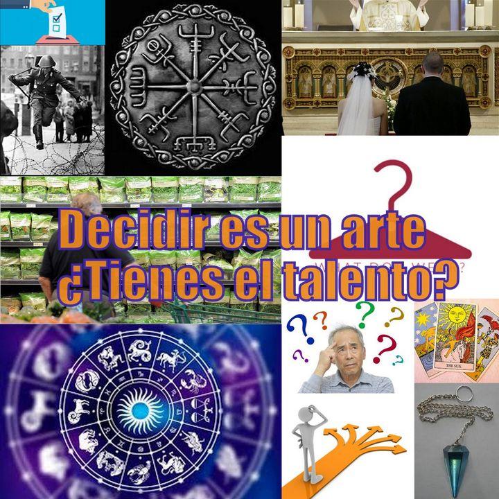 #102 Decidir es un arte ¿Tienes el talento? #Intuicion #GuiaInterior #Decisiones