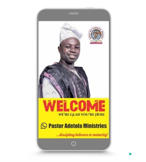 God has pleasure in the prosperity of His people